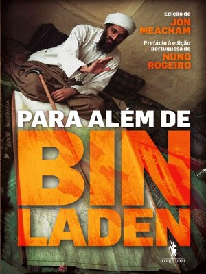 cover image of Para Além de Bin Laden