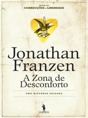 cover image of A Zona de Desconforto