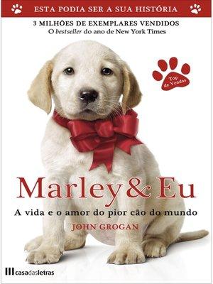 cover image of Marley e Eu