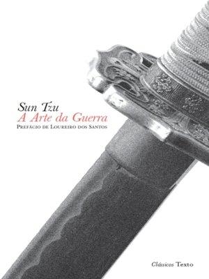cover image of A Arte da Guerra