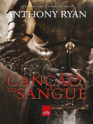 cover image of A canção do sangue