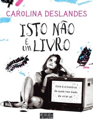 cover image of Isto Não é Um Livro