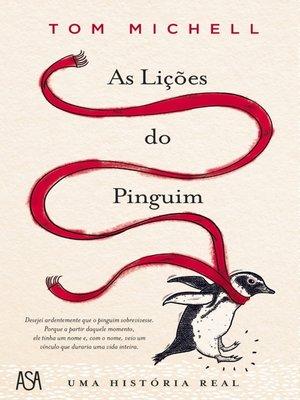 cover image of As Lições do Pinguim