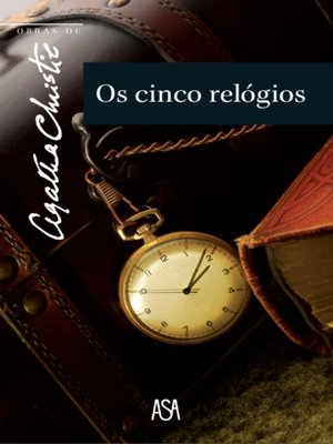 cover image of Os Cinco Relógios