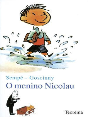cover image of O Menino Nicolau
