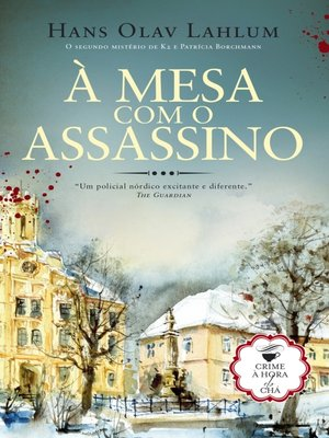 cover image of À Mesa com o Assassino