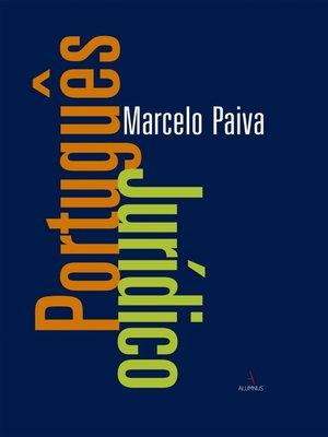 cover image of Português Jurídico