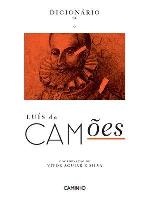 cover image of Dicionário de Luís de Camões