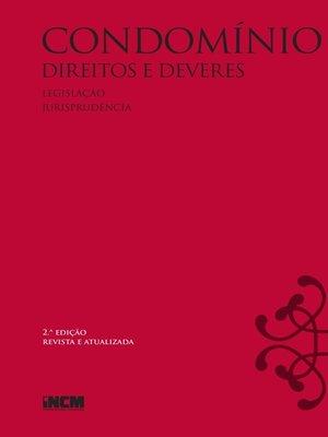 cover image of Condomínio--Direitos e Deveres