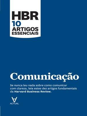 cover image of Comunicação