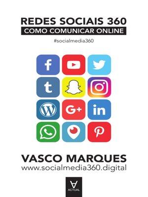 cover image of Redes Sociais 360