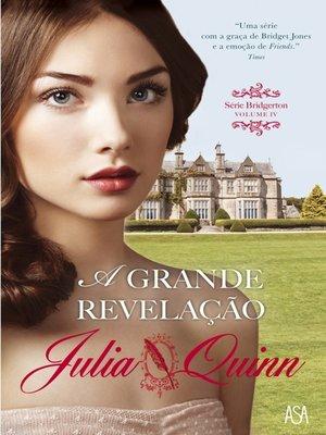 cover image of A Grande Revelação