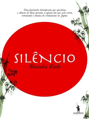 cover image of Silêncio