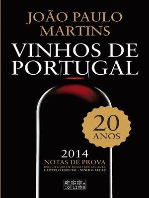 cover image of Vinhos de Portugal 2014