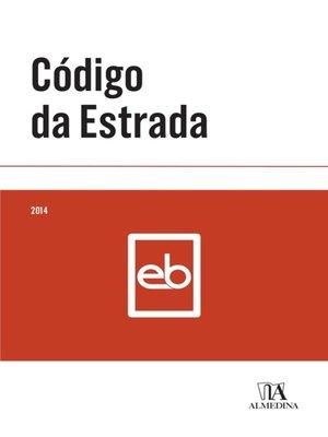cover image of Código da Estrada