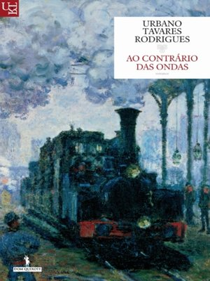 cover image of Ao Contrário das Ondas