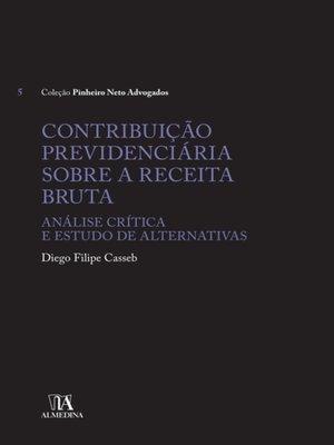 cover image of Contribuição Previdenciária Sobre a Receita Bruta