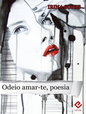 cover image of Odeio amar-te, poesia