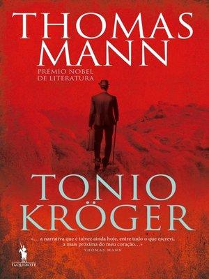 cover image of Tonio Kröger