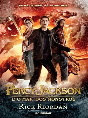 cover image of Percy Jackson e o Mar dos Monstros