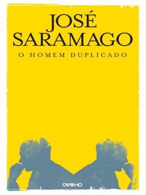 cover image of O Homem Duplicado