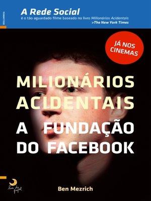 cover image of Milionários Acidentais