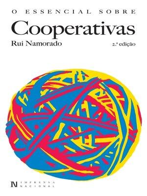 cover image of O Essencial sobre Cooperativas – 2.ª Edição