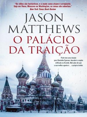 cover image of O Palácio da Traição
