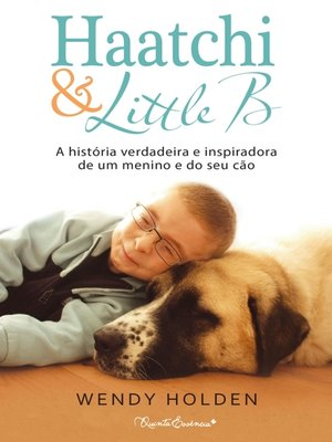 cover image of Haatchi e Little B