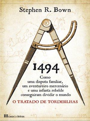 cover image of 1494--O Tratado de Tordesilhas