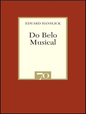 cover image of Do Belo Musical