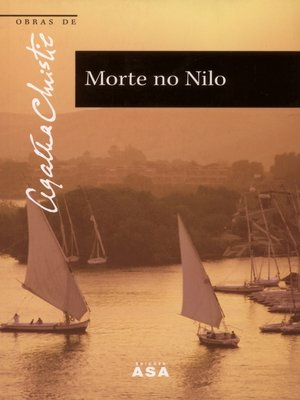 cover image of Morte no Nilo