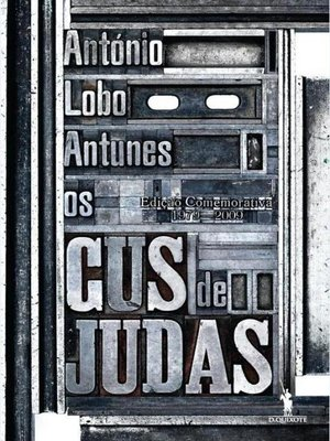 cover image of Os Cus de Judas