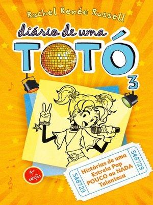 cover image of Diário de uma Totó 3