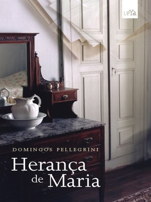 cover image of Herança de Maria