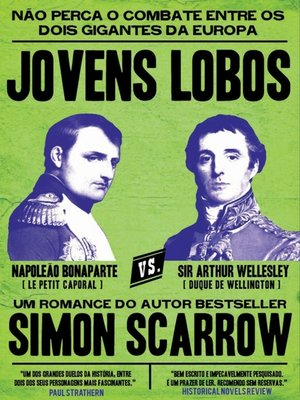 cover image of Jovens Lobos
