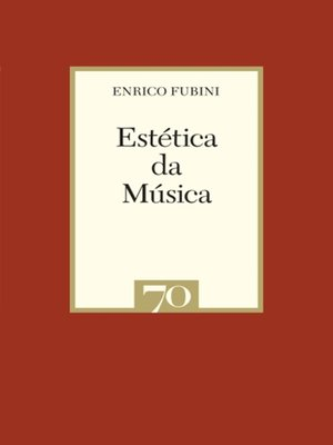 cover image of Estética da Música