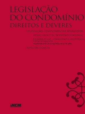 cover image of Legislação do Condomínio