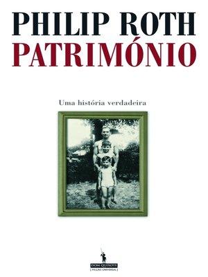 cover image of Património