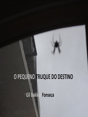 cover image of O Pequeno Truque do destino