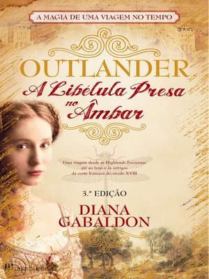 cover image of Outlander--A Libélula Presa no Âmbar