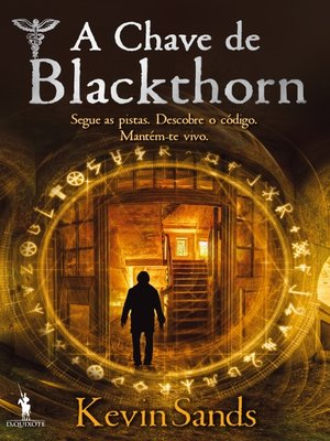 cover image of A Chave de Blackthorn