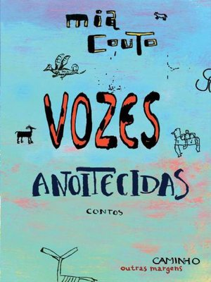 cover image of Vozes Anoitecidas