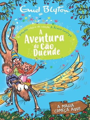 cover image of A Aventura do Cão Duende