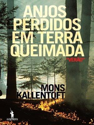 cover image of Anjos Perdidos em Terra Queimada