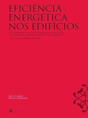 cover image of Eficiência Energética nos Edifícios