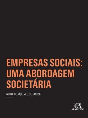 cover image of Empresas sociais