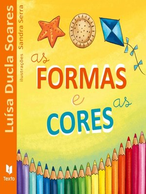 cover image of As Formas e as Cores