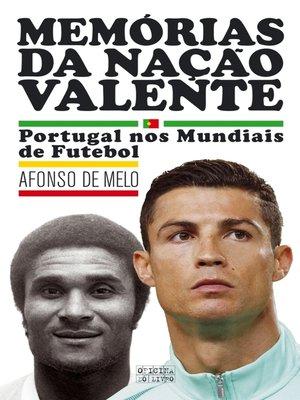 cover image of Memórias da Nação Valente