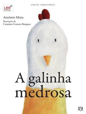 cover image of A galinha medrosa